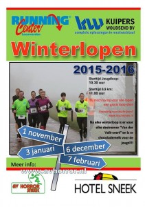 Winterlopen Sneek