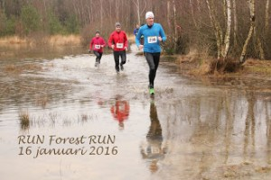 Foto's RUN Forest RUN in Appelscha